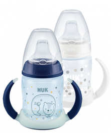 NUK First Choice Learner Bottle Duo Set Night & Day