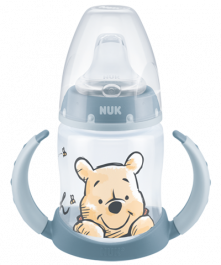 NUK Disney Winnie the Pooh First Choice Learner Bottle 150ml with spout