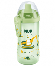 NUK Flexi Cup with straw