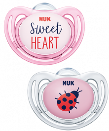 NUK Freestyle Soother