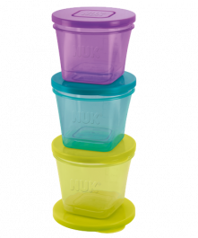 NUK Fresh Foods Food Pots