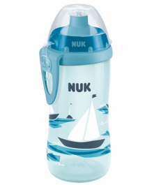NUK Junior Cup with Push-Pull Spout