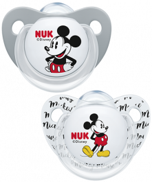 NUK Disney Mickey Trendline Soother