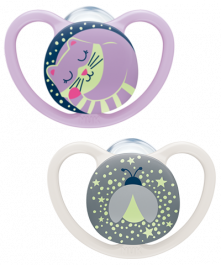 NUK Space Night Soother