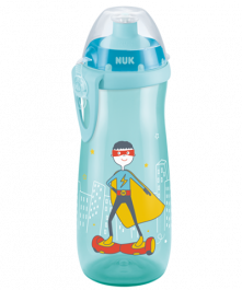 NUK Sports Cup 450ml with Push-Pull-Spout
