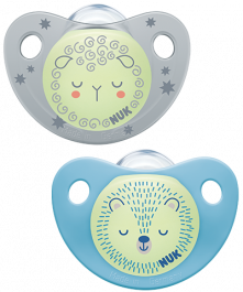 NUK Trendline Night Soother