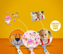 NUK Soother Chain Studio