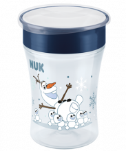 NUK Disney Frozen Magic Cup with drinking rim 230ml