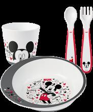 NUK Disney Mickey Tableware Set