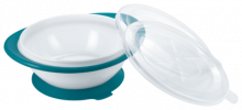 NUK Easy Learning Feeding Bowl with two lids