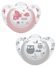 NUK Genius Color Soother