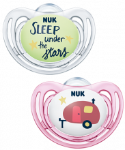 NUK Hello Adventure Freestyle Soother