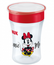 NUK Disney Mickey Mouse Magic Cup 230ml with lid