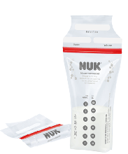 NUK Breast Milk Bags