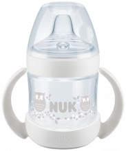 NUK Nature Sense Learner Bottle 150ml with spout