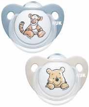 NUK Disney Winnie the Pooh Trendline Silicone Soother