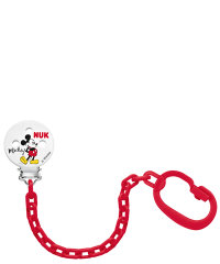 NUK Disney Mickey Mouse Soother Chain