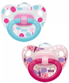 NUK Classic Happy Days Soother