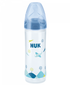 NUK New Classic Baby Bottle with teat