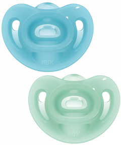 NUK Sensitive Silicone Soother